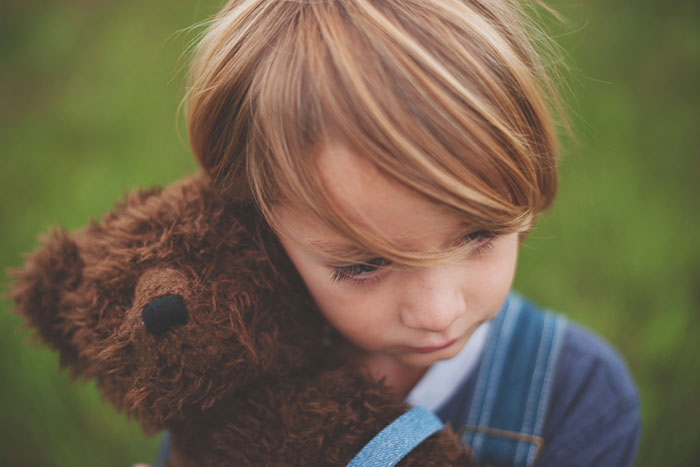 Let's change: how to teach a child the rules of exchange