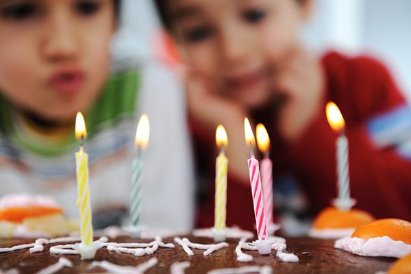 Ideas para el cumpleaños de los niños.