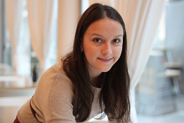"""Evgenia Semina: """"Being a mother and at the same time doing your favorite business is such a drive!"""