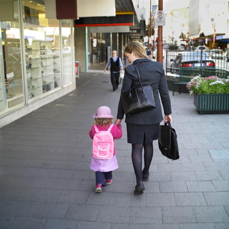 Children of the big city