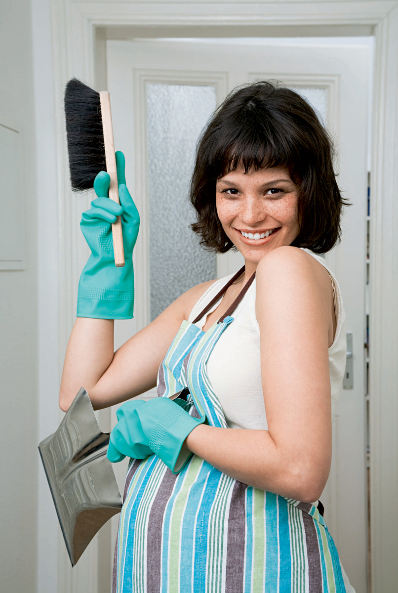 Maternity cleaning rules