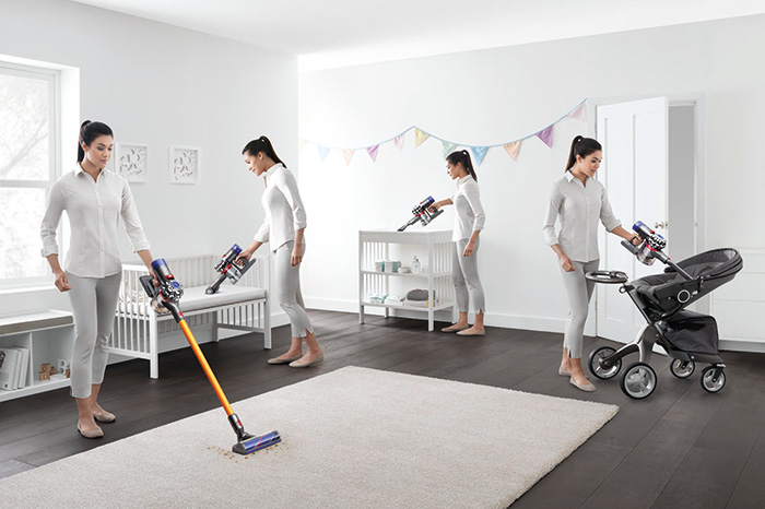 Perfect vacuum cleaner: what moms want