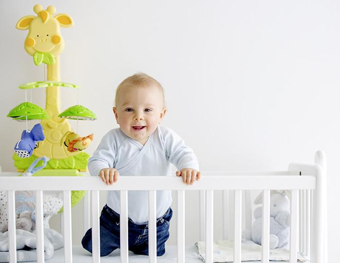 Как подобрать правильную игрушку для младенца