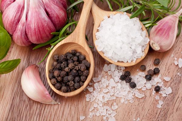 Улучшенный вариант: добавляем соль и специи?
