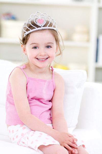 Princess girl: what pink dreams lead to