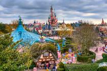 поездка в Disneyland Париж для читателей журнала