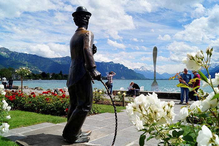 Премьеры швейцарской Ривьеры: Чаплин, Олимпиада и Средневековье