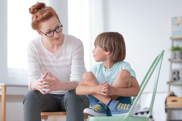 Как перестать постоянно бояться за своих детей?