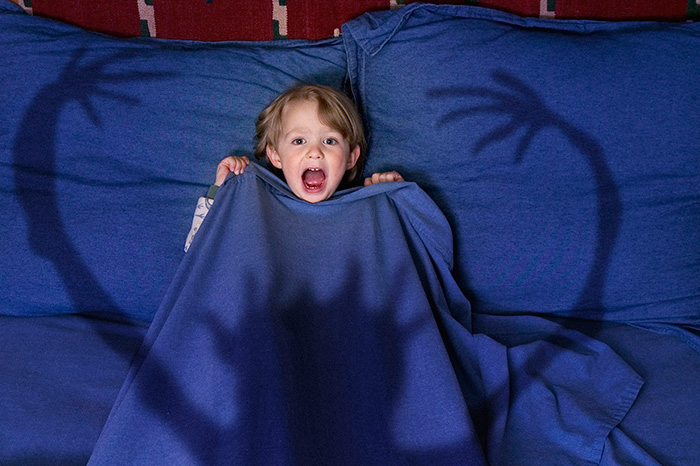 All about children's fears: causes, symptoms, solutions!