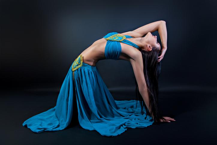 Восточные танцы: приводим в порядок фигуру