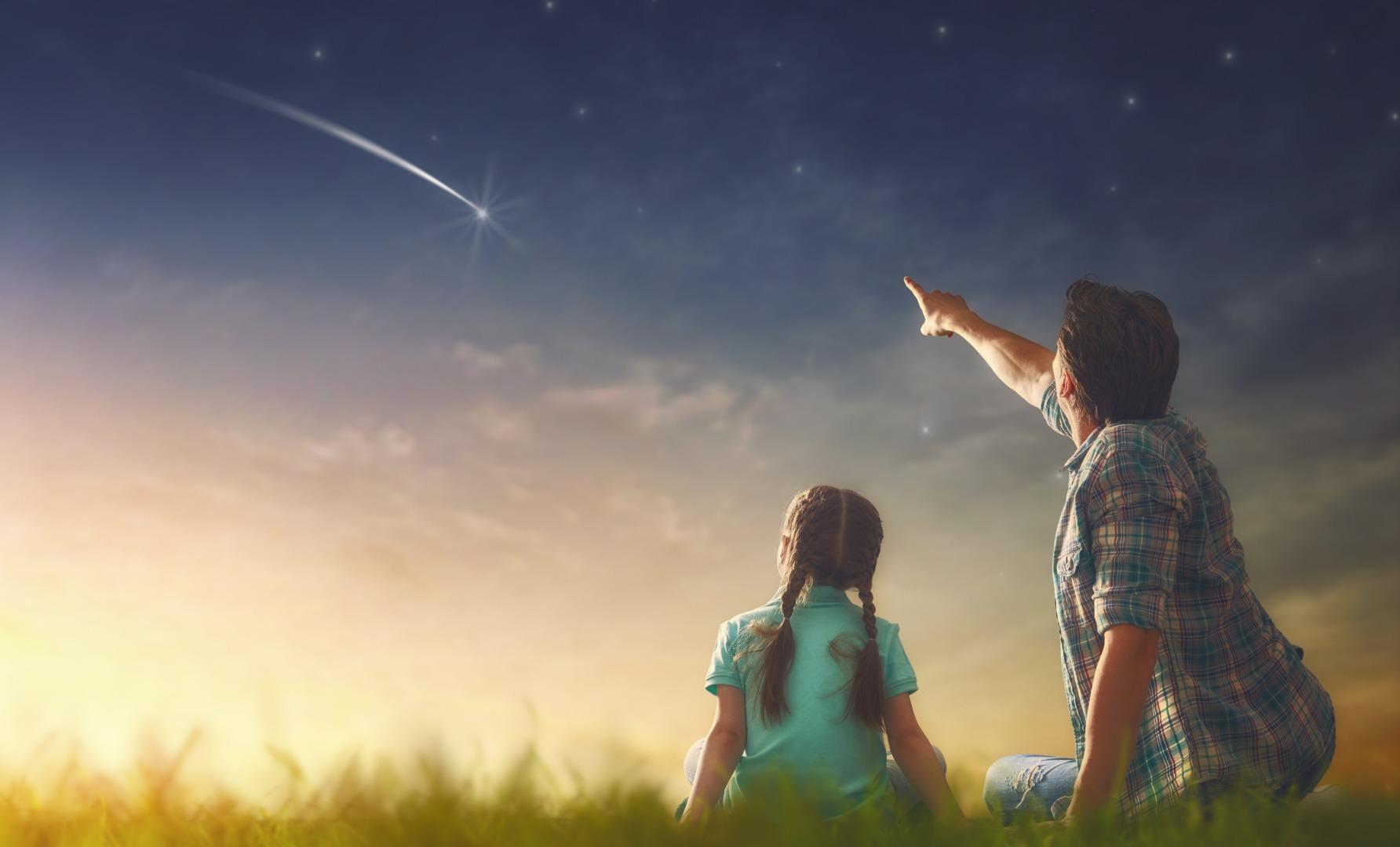 Тайны звезд: знакомим малыша с астрономией