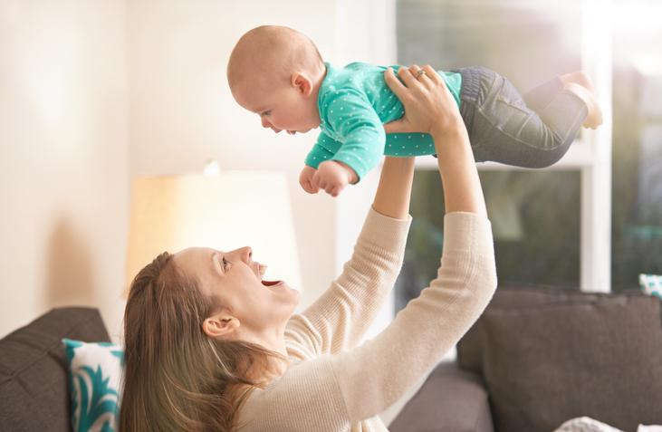 Разговоры с младенцем — ищем темы