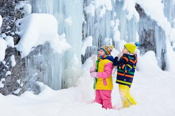 Идем на прогулку: 7 фактов о снеге