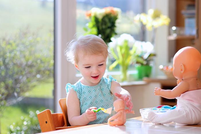 Toys for little girls