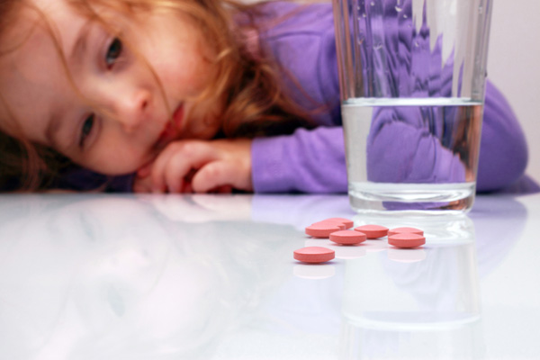 Children and medicines: nothing more!