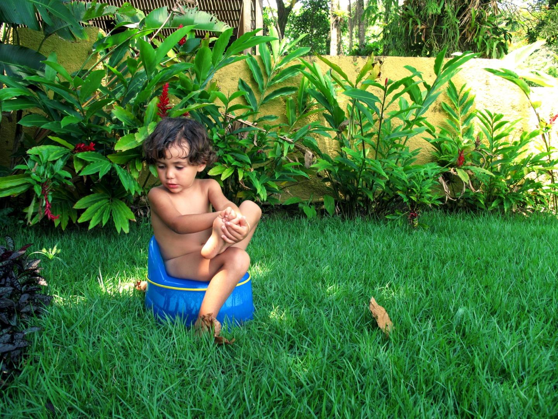 Приучаем малыша к горшку: 11 советов