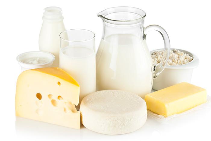 Ящур и молочное питание