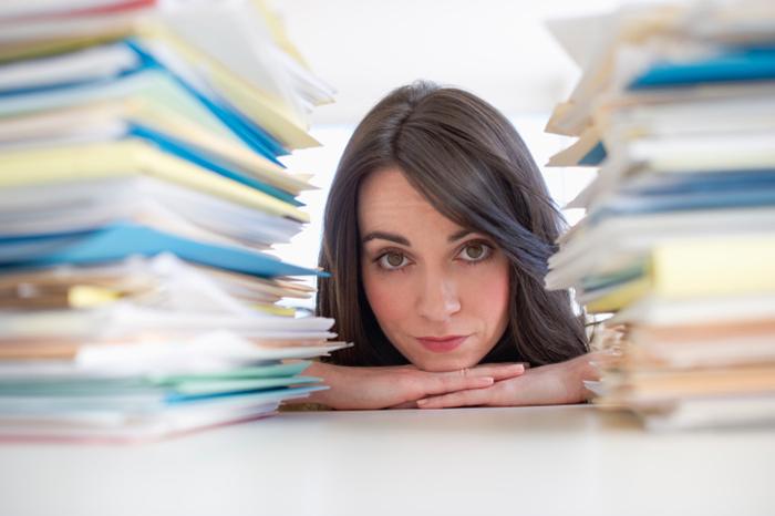 Как правильно хранить документы