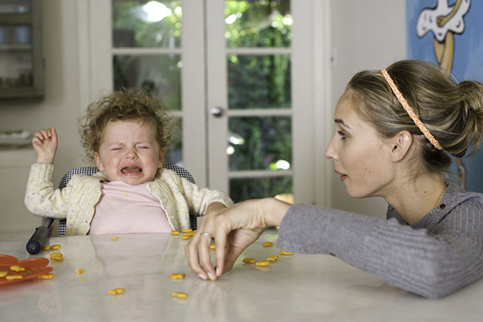 Let's not be angry: how to cope with childish hysteria?