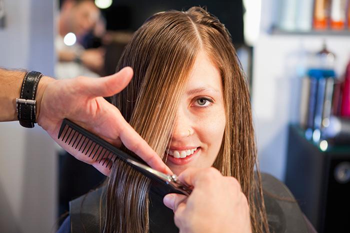 Стрижка волос и беременность