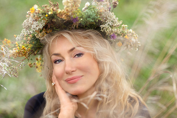 Maria Shukshina: about herbal tea, pine nuts and a trip to Altai