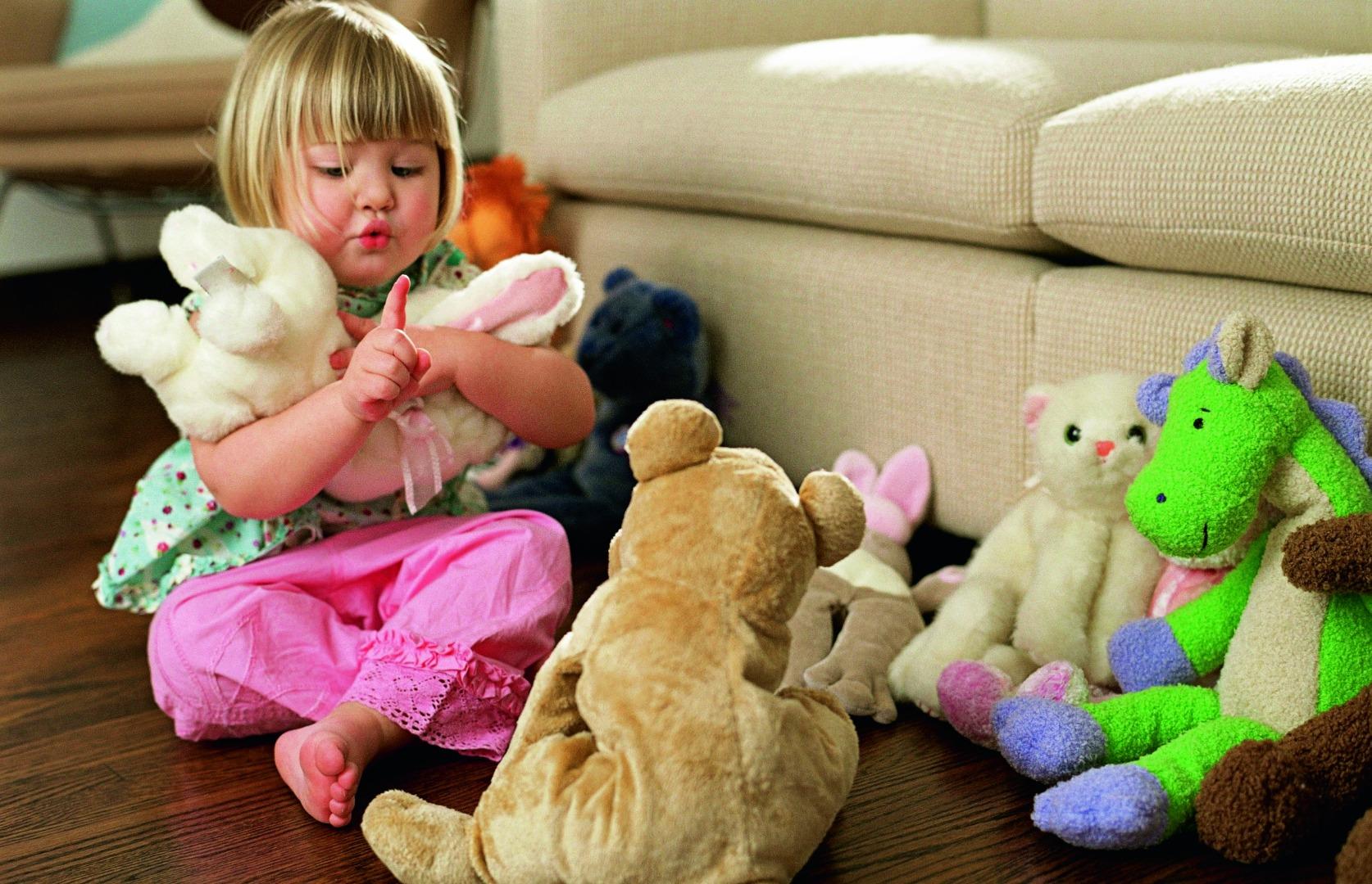 Что расскажет о ребенке его любимая игрушка?