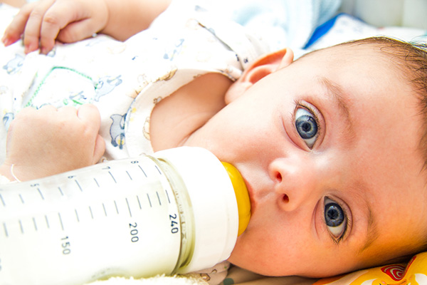 Пищевая аллергия: предупредить с рождения