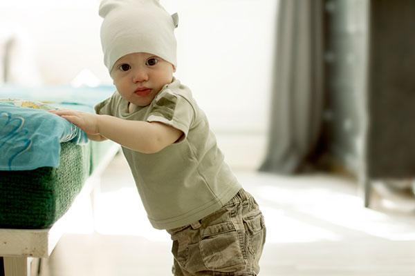 Упражнения для физического развития малыша от 0 до года