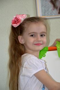 Ариночка и её семья)