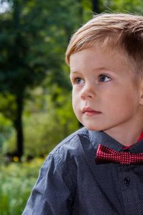Дети в моде декабрь