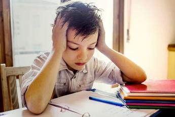 Как помочь ребенку втянуться в учебу после лета