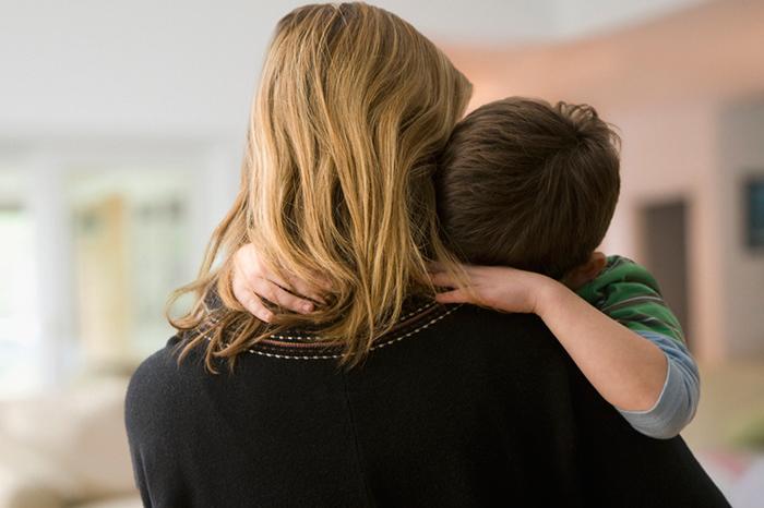 Как научить ребенка расставаться без слез