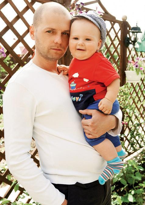 Polina Agureeva: lull the baby