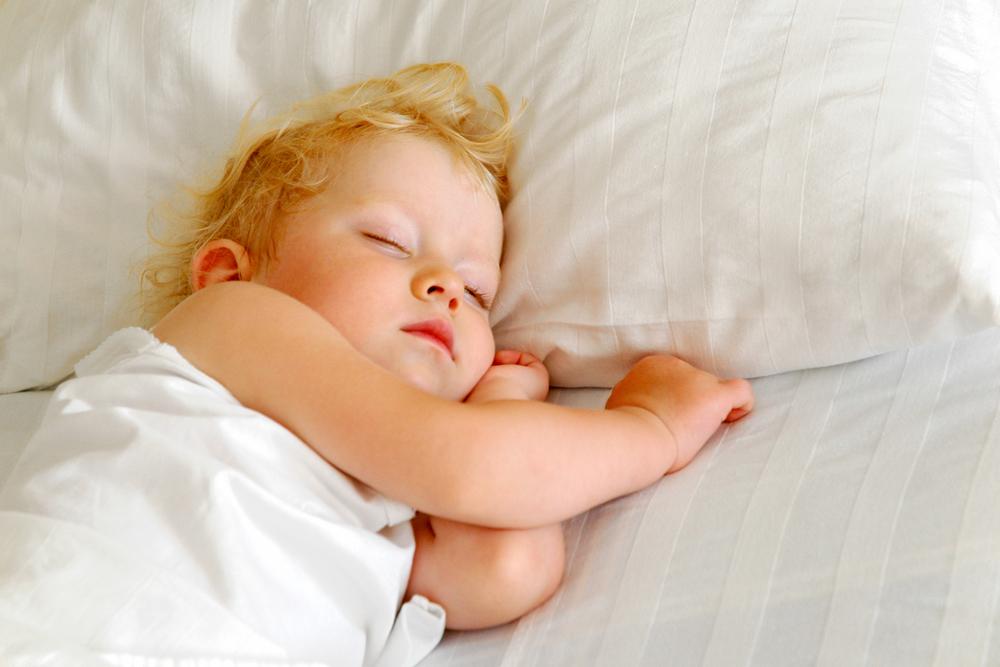 Дневной сон - это важно!