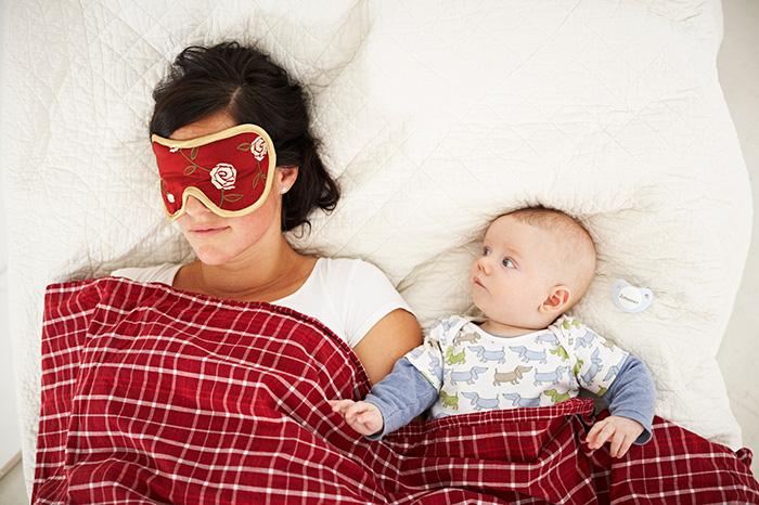 Тест: Мама устала?