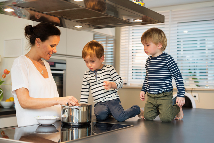 Montessori methods that can be applied at home