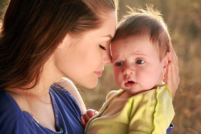 Мама на грани: 12 способов не дать ему свести вас с ума