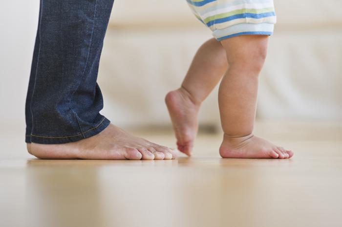 У ребенка плоскостопие: что делать