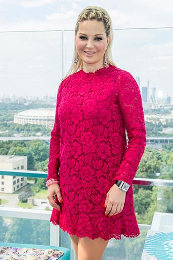 Maria Maksakova: I have the best husband in the world