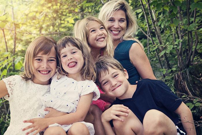 Секреты многодетных мам
