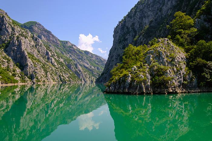 Озеро Коман