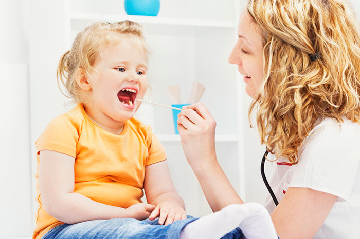 Adenoids in a child: can not be removed?