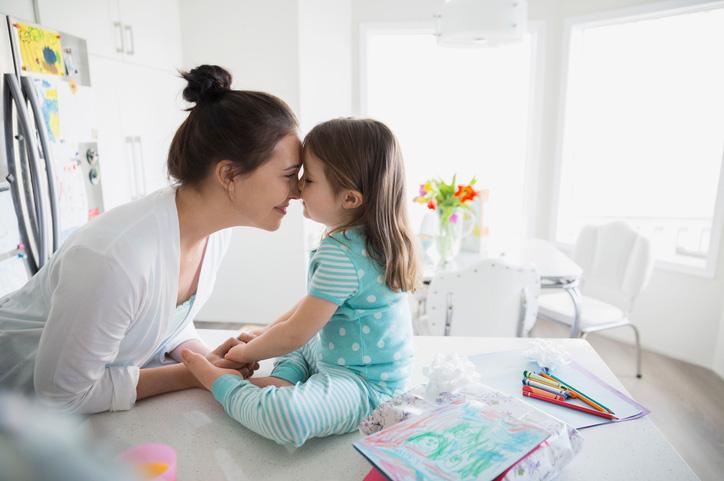 Какая вы мама: наседка, контролер или флегматик?