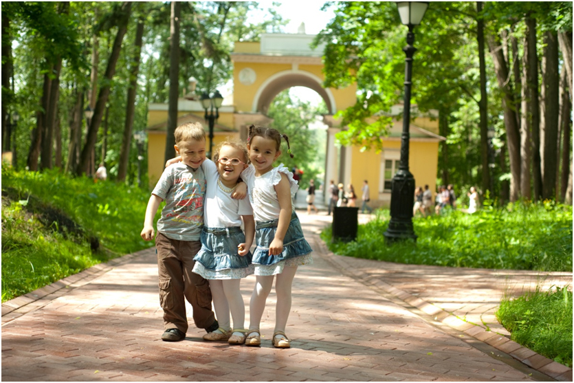 Tsaritsyno Museum-Reserve invites the youngest