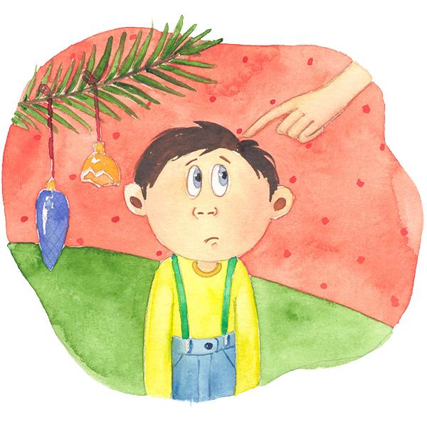 Psychological labels: how parents hang them on children
