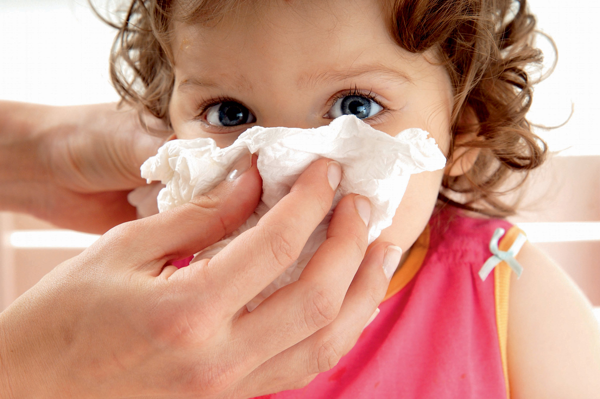 Stuffy nose: what could it be?