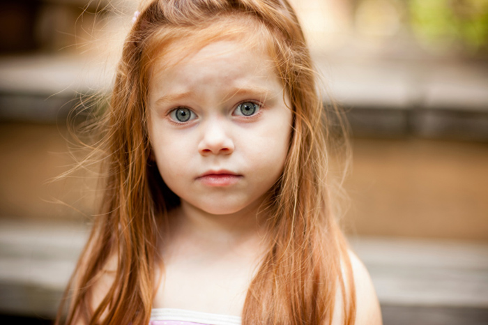 Без паники: нервный тик у ребенка