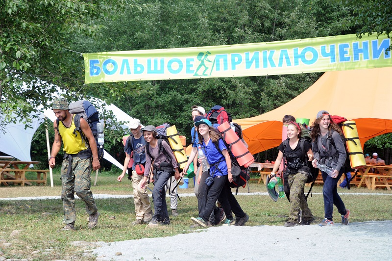 Детский лагерь нового поколения