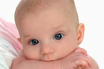 Кожа малыша - мамина забота