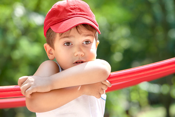 Conflicts in the playground: how to help your child
